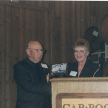 Jean Quest and Cathy Wright
